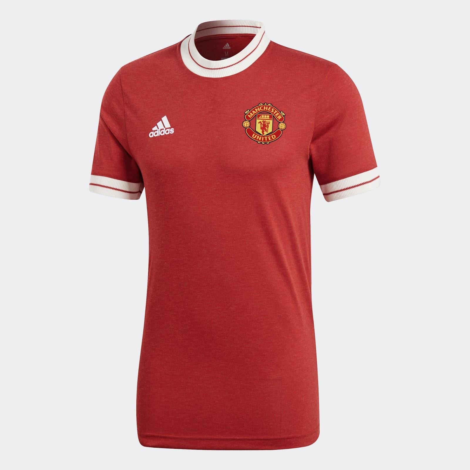 Adidas Manchester United 2018 Retro Jersey Revealed ...