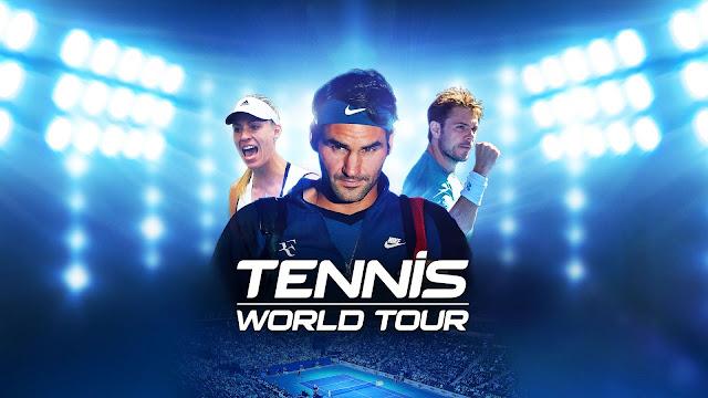 رسميا لعبة Tennis World Tour تحصل على موعد إصدارها النهائي و قائمة الأجهزة ...