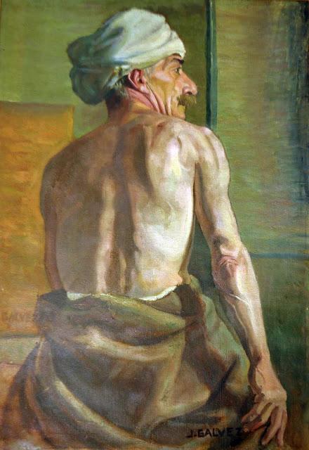 José Gálvez Roch, Maestros españoles del retrato, Retratos de José Gálvez Roch, Pintores Valencianos, Pintor español, Pintor José Gálvez Roch, Pintores de Alicante, Pintores españoles, Gálvez Roch, Jacarilla