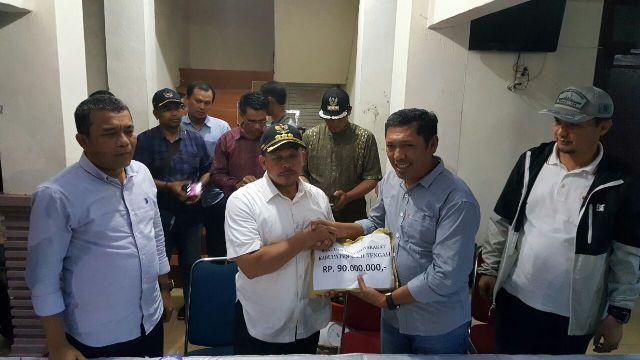 Plt Bupati Aceh Tengah Himbau Warganya Bantu Korban Gempa Pidie Jaya