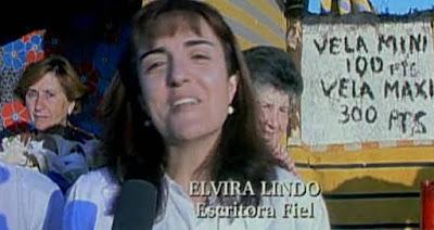 Elvira Lindo Año Mariano