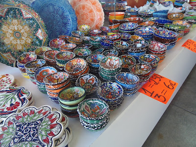 souvenirs, crete, greece, ancient greek, shops