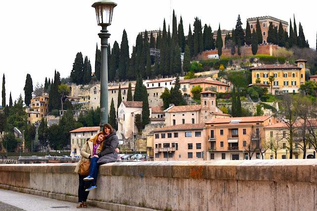 rio adige verona italia