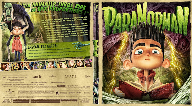 Paranorman Bluray Cover