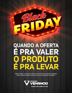 Drogaria Venancio adere à Black Friday e oferece até 70% de desconto