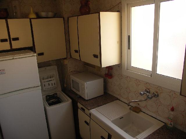 piso en venta calle pablo iglesias castellon cocina