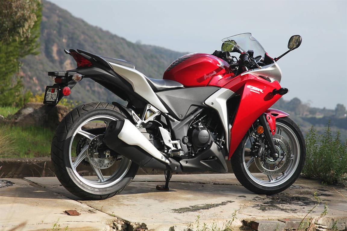HD WALLPAPERS: Honda CBR 250R