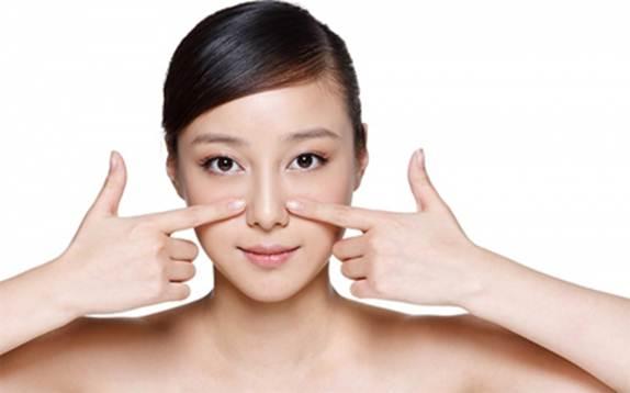 Day mũi massge loại bỏ viêm xoang và ngạt mũi