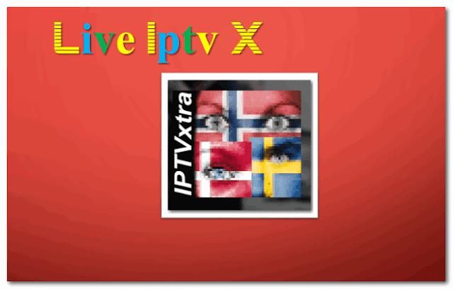 IPTVxtra DK-SE-NO addon