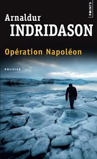 Opération Napoléon de Arnaldur Indridason