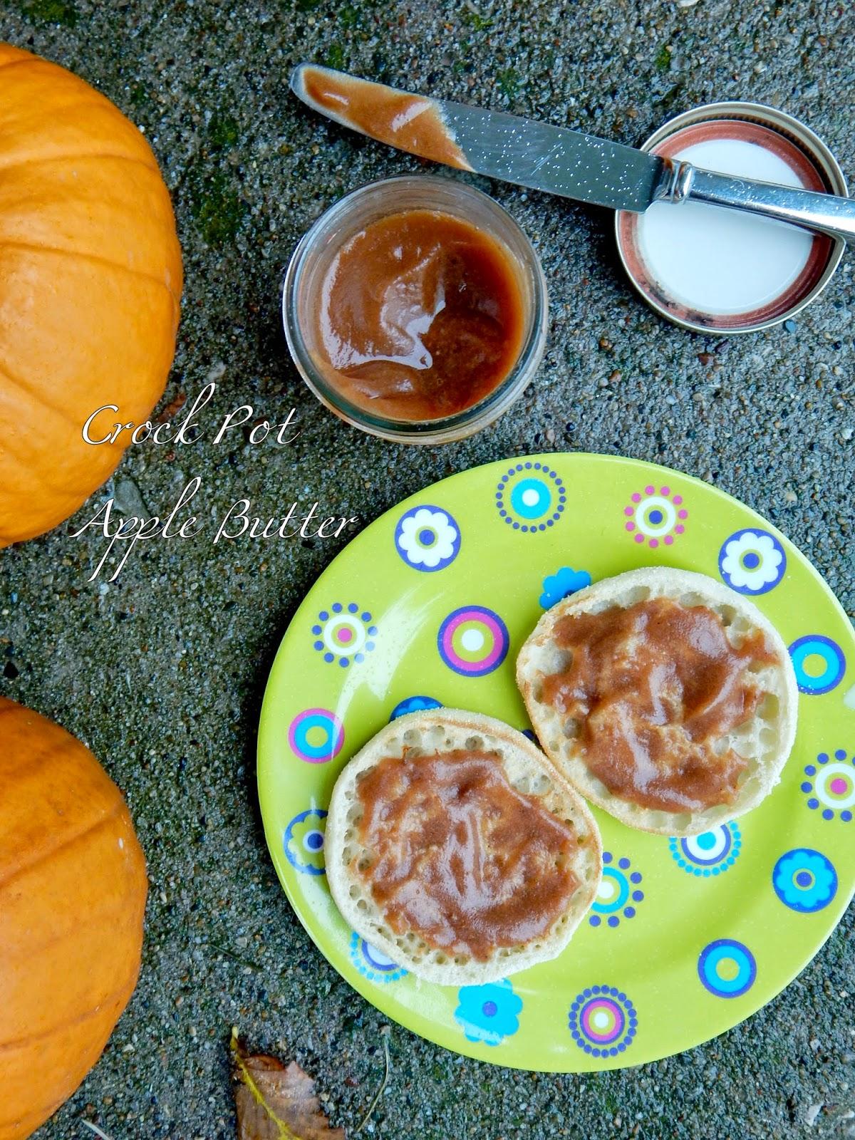 crock pot apple butter (sweetandsavoryfood.com)