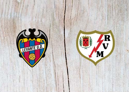 Levante vs Rayo Vallecano - Highlights 4 May 2019