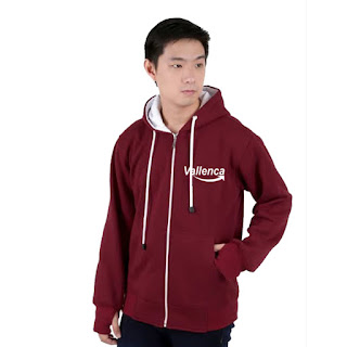 VALLENCA JAKET OUTDOOR MAROON