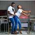 This Nigerian couple's pre-wedding photos inside a Nite Club is causing a stir online