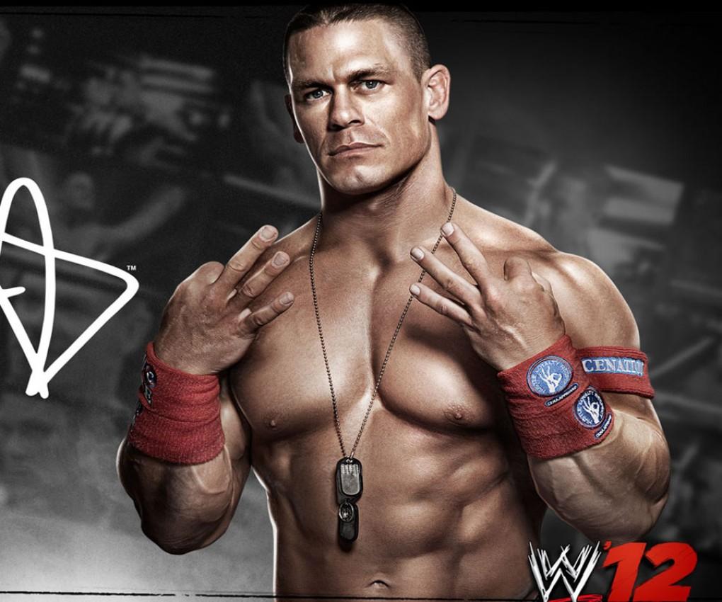 The Wallpapers: John Cena