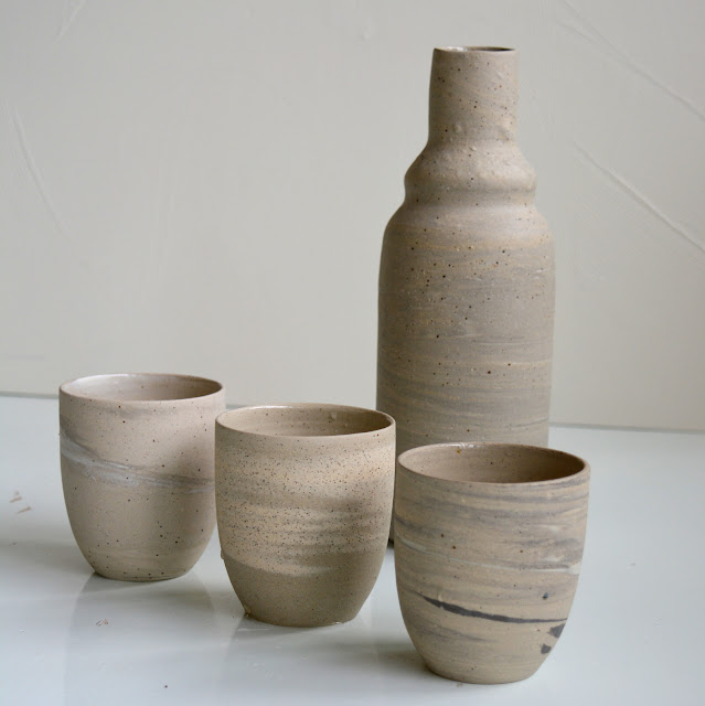 recycled stoneware