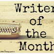 #4 Writer of the Month: Chuck Palahniuk