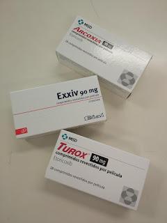 Etoricoxib usado nas dores das articulações