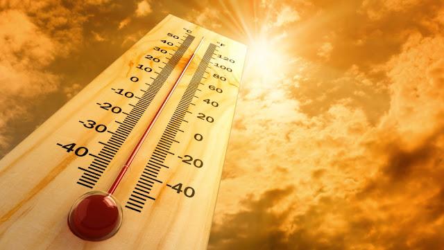 Ψήθηκε η Αργολίδα από τη ζέστη - Δείτε πόσο έφτασε η θερμοκρασία