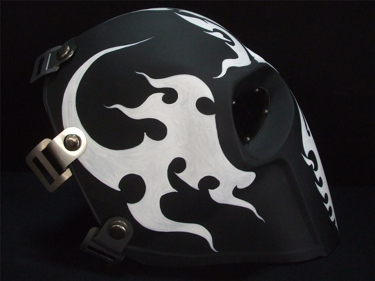 Army Of Two Custom Masks   Car Interior Design