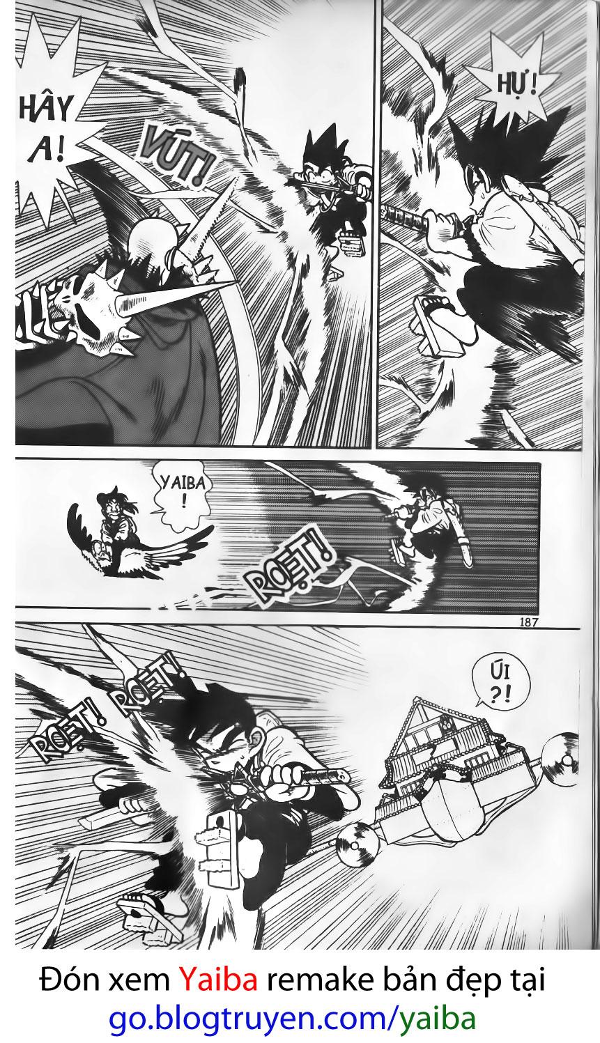 Yaiba chap 110 trang 14