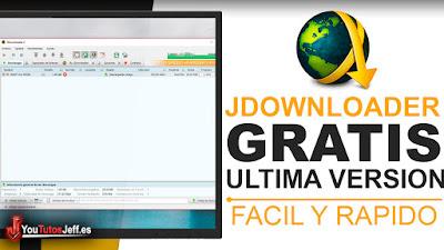 como descargar jdownloader gratis