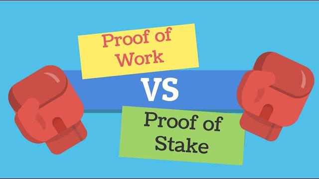 Beda Proof of Work (PoW) Dan Proof of Stake (PoS)