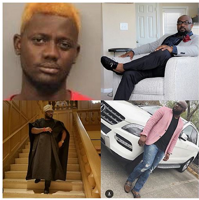 "Two Nigerian ""Big Boys"" Jailed Over Wire Fraud In U.S"