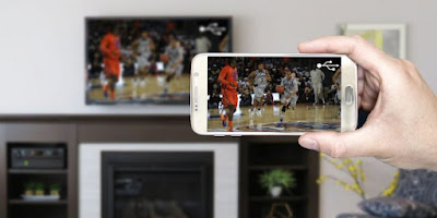 Cara Menghubungkan HP Android ke TV
