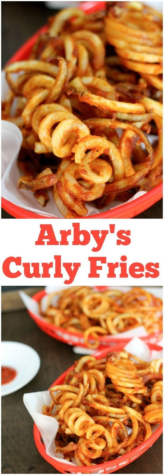 Arby's Curly Fries (Copycat)