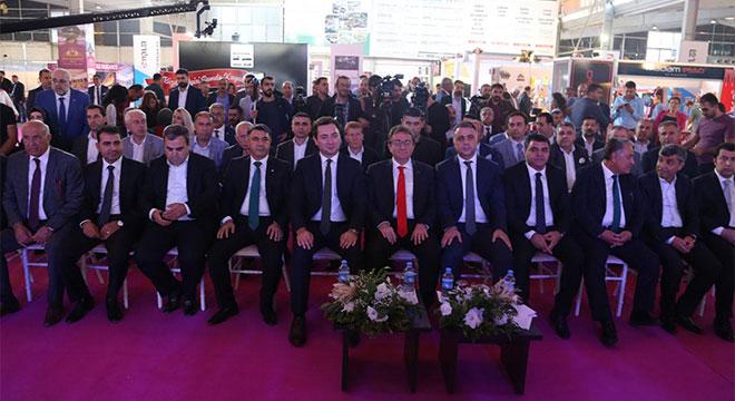 """Diyarbakır'da """"EV'leniyoruz"""" fuarı açıldı"""