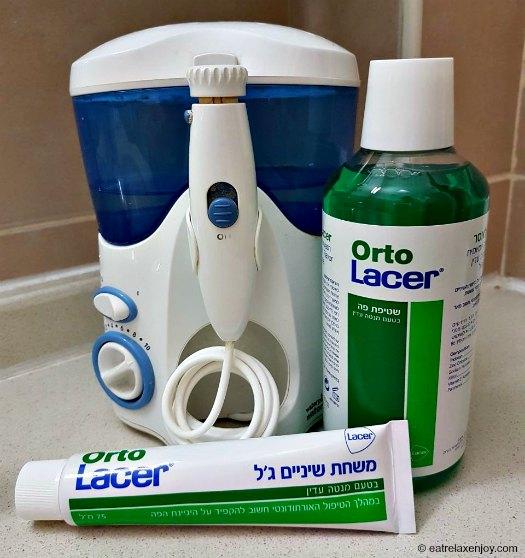 טיפול בשיניים ובחניכים בזמן טיפול אורתודנטי
