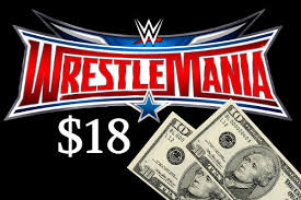 WrestleMania 32 Tickets, Tickets Price