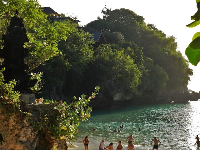 Padang Padang Beach Bali Indonesia