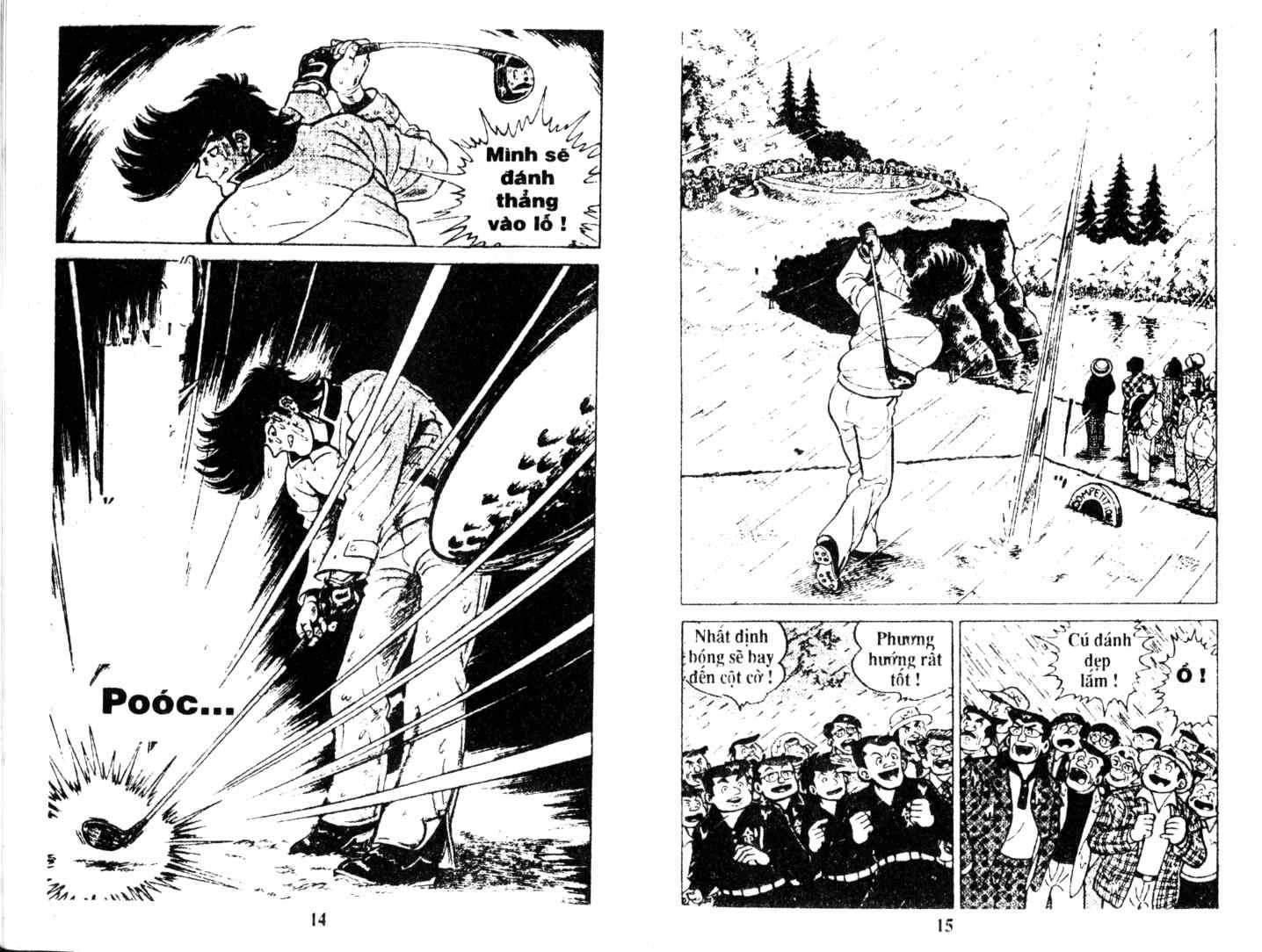 Ashita Tenki ni Naare chapter 10 trang 6