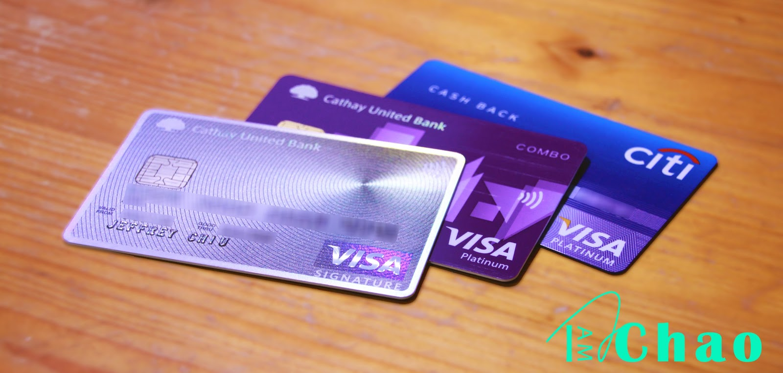 I am Jeffrey Chao: 國外刷卡要PIN碼? 沒問題!
