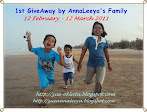 @12 mac : 1st GiveAway by AnnaLeeya's Family