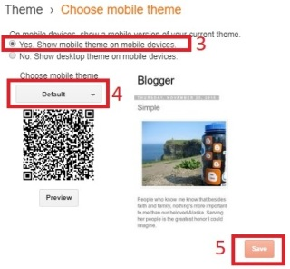 Blogger ke Template ko Mobile Friendly Kaise Bnate Hai