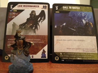 Lich Necromancer for Dungeon Command