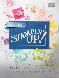 Current Stampin' Up catalog