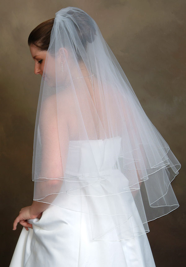 cheap wedding veil  Wedding Hairstyles With Veil