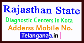 Diagnostic Centers in Kota Rajasthan