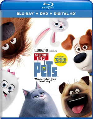 The Secret Life of Pets (2016) 3D Latino