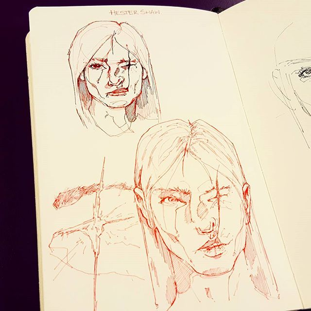 hester shaw drawing designs
