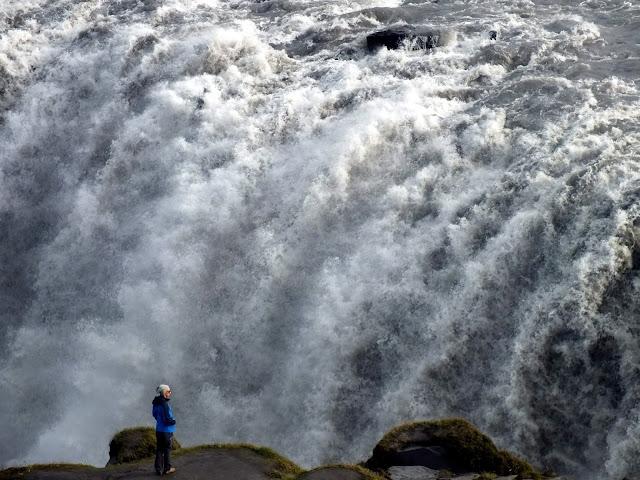 Zona Myvatn de Islandia