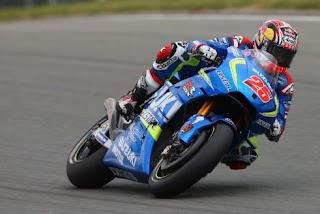 MotoGP Austria 2016: Vinales Tercepat Latihan Bebas Pertama (FP1)