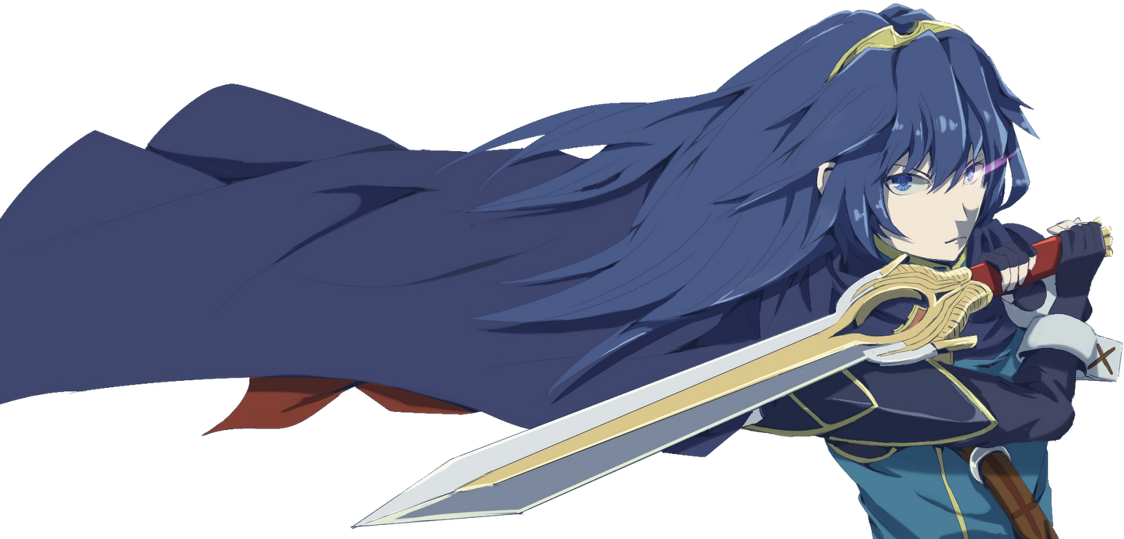 The Game-Art-HQ Project: Lucina from Fire Emblem Awakening