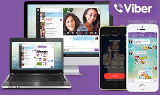 تحميل برنامج فايبر للكمبيوتر 2018 Viber PC