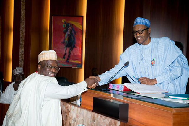 Buhari presides over FEC meeting, approves N6 trillion expenditure for 2016