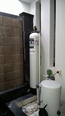 Filter Air Dr.Toya Di Graha Bunga Bintaro